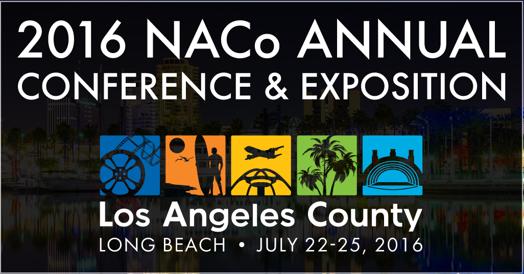 2016 NACo Annual Conference and Exposition